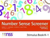 Number Sense Screener (TM) (NSS (TM)) K-1