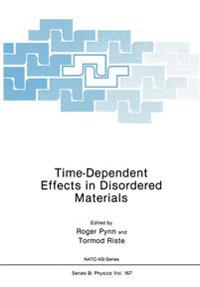 Time-Dependent Effects in Disordered Materials
