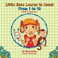 Little Rose Learns to Count: From 1 to 10