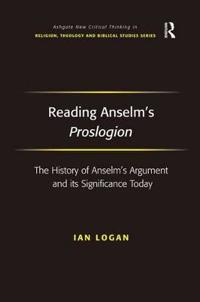 Reading Anselm's Proslogion