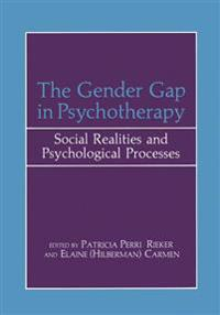 The Gender Gap in Psychotherapy