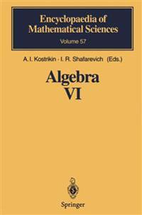 Algebra VI