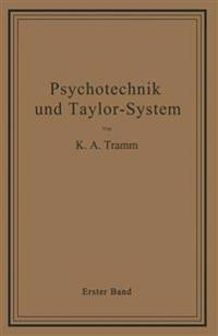 Psychotechnik Und Taylor-System