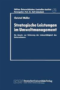 Strategische Leistungen Im Umweltmanagement