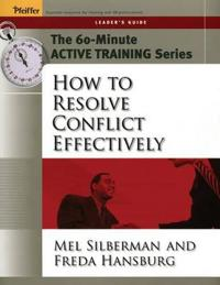 How to Resolve Conflict Effectively