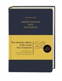 Nestle Aland 28th Edition Greek - English: English Translations: Nrsb and Reb