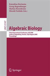 Algebraic Biology