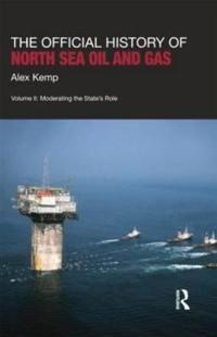 The Official History of North Sea Oil and Gas