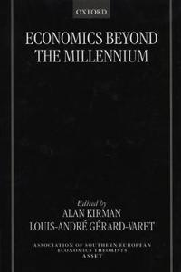 Economics Beyond the Millennium