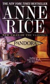 Pandora: New Tales of the Vampire