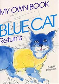 Blue Cat Returns-My own book