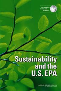 Sustainability and the U.S. EPA