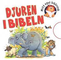 Djuren i bibeln (box med 6 böcker)