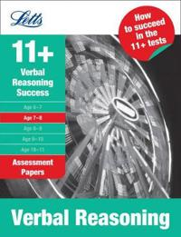Verbal reasoning age 7-8 - assessment papers