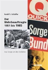 Der Wehrbeauftragte Des Deutschen Bundestages