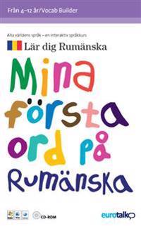 Mina första ord. Rumänska