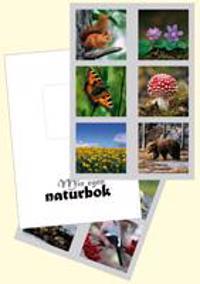 Min egen naturbok 5-pack