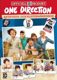 One Direction : aktivitets- och klistermärkesbok