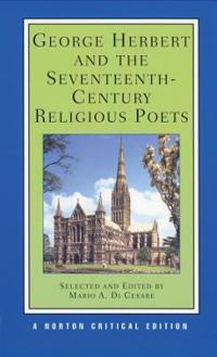 George Herbert and the Seventeenth-Century Religious Poets