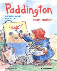 Paddington som maler
