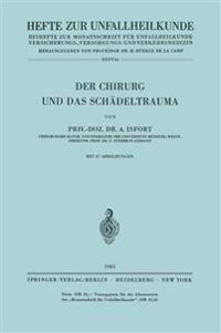 Der Chirurg Und Das Sch deltrauma
