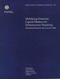 Mobilizing Domestic Capital Markets for Infrastructure Financing