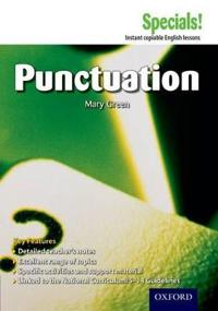 Secondary specials!: english - punctuation
