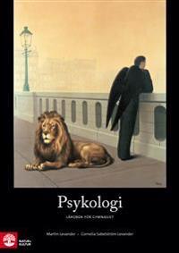 Psykologi 1+2a Lärobok för gymnasiet 3uppl