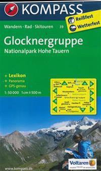 GLOCKNERGRUPPE 39 GPS WP KOMPASS NP HOHE