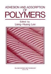 Adhesion and Adsorption of Polymers