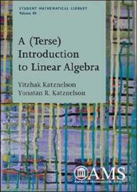 A Terse Introduction to Linear Algebra