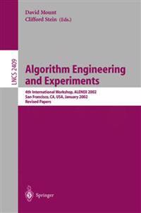 Algorithm Engineering and Experiments