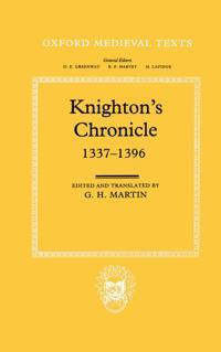 Knighton's Chronicle 1337-1396
