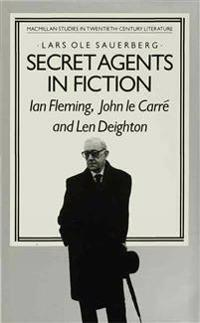 Secret Agents in Fiction