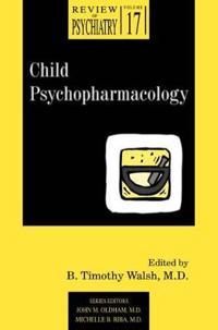 Child Psychopharmacology