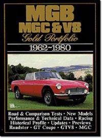 Mgb Mgc and V8