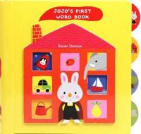 Jojo's First Word Book