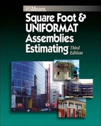 Square Foot & Assemblies Estimating