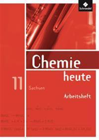 Chemie heute SII 11. Arbeitsheft für Sachsen