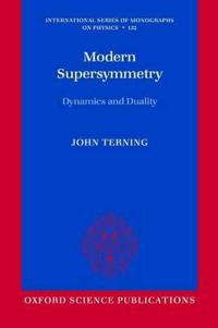Modern Supersymmetry