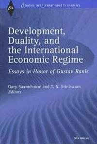 Development, Duality, and the International Economic Regime