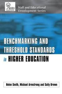 Benchmarking and Threshold Standards in Higher Education