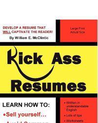 Kick Ass Resumes