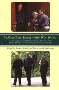 The Camp David Summit - What Went Wrong?