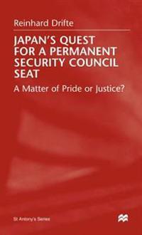 Japan's Quest for a Permanent Security Council Seat