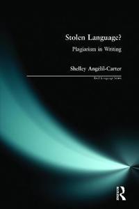 Stolen Language?