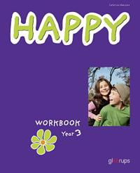 Happy Workbook Year 3