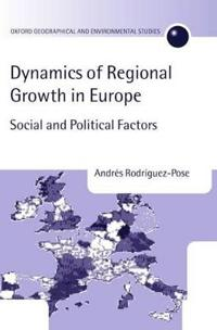 The Dynamics of Regional Growth in Europe