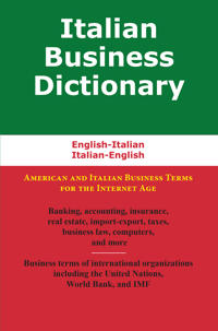 Italian Business Dictionary