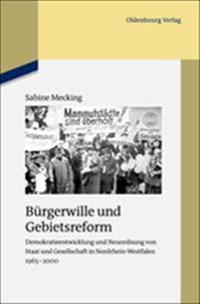 Bürgerwille Und Gebietsreform